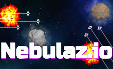 Play our new game Nebulaz.IO